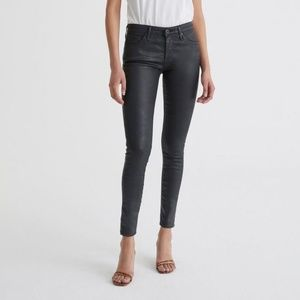 Adriano Goldschmied Leatherette Pants